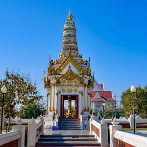 ラックムアン Lak Mueang / City Pillar Shrine, Phitsanulok(街の守護神)