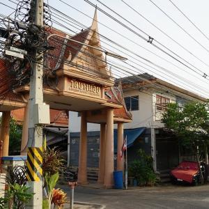 Wat Bang Noi / Samut Songkhram