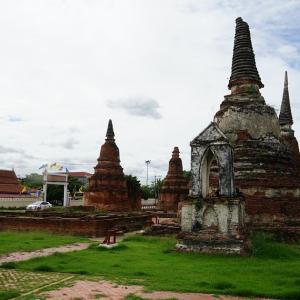 Wat Suwannawat / Ayutthaya