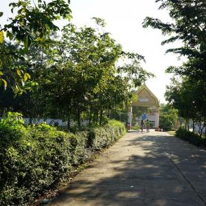 Wat Phothitham Khunaram / Buriram