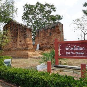 Wat Pho Phuak / Ayutthaya
