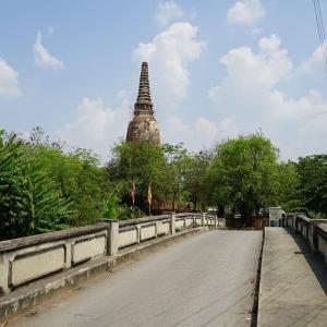 Wat Nang Kham / Ayutthaya