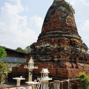 Wat Si Liam / Ayutthaya
