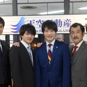 【映画】《おっさんずラブ》劇場版、新キャスト志尊淳、沢村一樹と主演田中圭の仲良しショット公開!