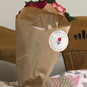 生花を購入してみました!!