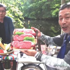 ロッテ対楽天戦を視ながら、藤村Dが肉焼いて食ってる動画も見てた(爆)