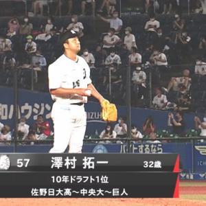 日刊スポーツに千葉ロッテ・澤村投手の「日本シリーズ観戦記」が出てた。