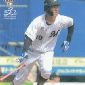 【千葉ロッテ】大ベテラン・鳥谷選手は来季も現役続行へ。