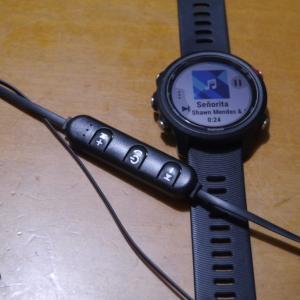 リアビューレーダーVARIAとGARMIN腕時計と連携