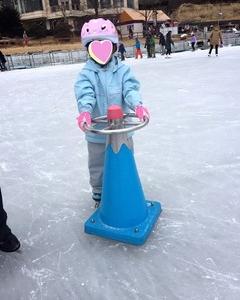 【裾野市】ぐりんぱで 雪遊び&スケート