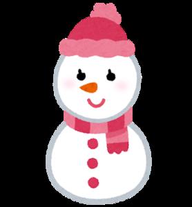【裾野市】ぐりんぱで雪遊び② 冬のぐりんぱ服装、着替えはどうする?
