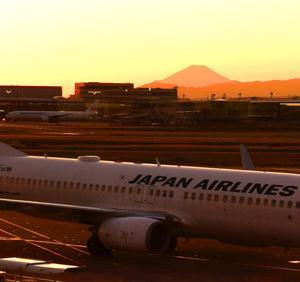 【2019年名古屋・奈良・京都の旅⑦】羽田から富士山を見ました。初めてだった!