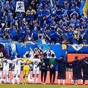 鹿島スタジアムのいやな思いで!