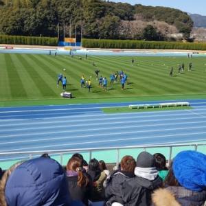 ベガルタ仙台とのトレーニングマッチ!