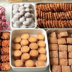 焼き菓子色々