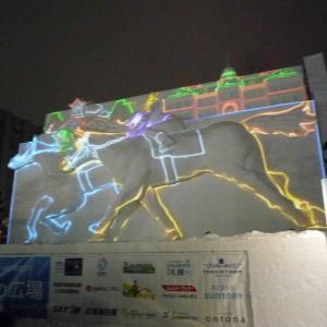 札幌雪祭り 北海道を駆ける!サラブレッド
