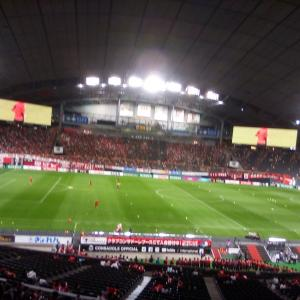 札幌ドーム松本山雅FC