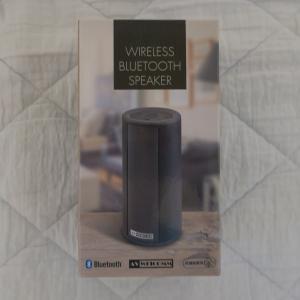 製品レビュー:WEICOMM Wireless Bluetooth Speaker JKSP-BT126