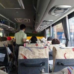 【下書き】バスでチェンライへ移動!GREENBUSは狭かった:タイ・チェンマイ