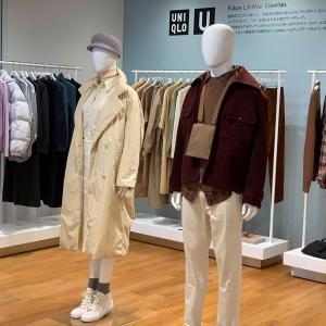 この冬のコートはユニクロユー新作に決まり!