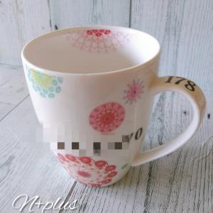 マイマグカップに♡愛を注入♡