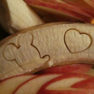 ・スイートルームのフルーツが・・・ in ミラコスタ