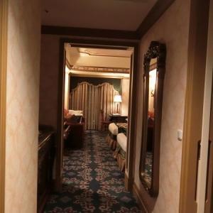 ・4階のポルト・パラディーゾ・サイド スーペリアルーム・ピアッツアビュー4名対応 in ミラコスタ