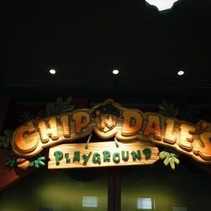 ・宿泊者限定のチップとデールのプレイグラウンド in アンバサダーホテル