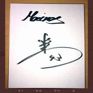 【2021/07/09締切】:千葉ロッテ 小島和哉投手直筆サイン色紙が当たる!