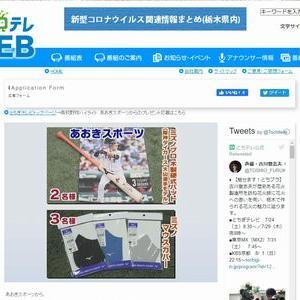 【2021/07/20締切】:阪神タイガース大山選手モデルのバットが当たる!