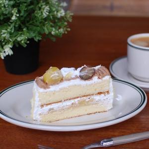 リピーター続出☆話題の、コストコの巨大系ケーキ『モンブランバー』を食べたけど、凄かった(笑)