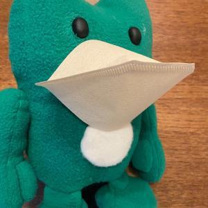 『コーヒーフィルター』でマスク作るのが流行ってるの!?