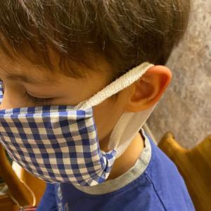包帯で作るマスク!!!凄く良い!