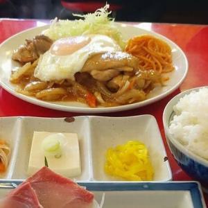 千葉「館山食堂」で昼食を喰らう