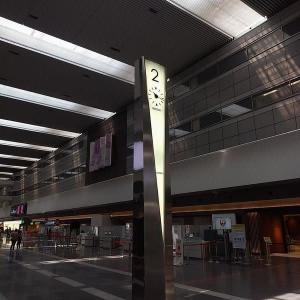 緊急事態宣言解除後における5月末の空港をレポートしよう