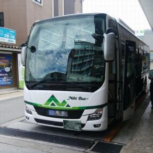 高速バス「新宿高山線」乗車記2