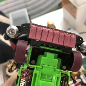 ミニ四駆作ってみた〜その447 「ブレーキを強化しよう!」