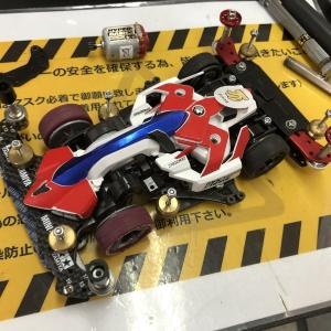 ミニ四駆作ってみた〜その454 「レースに参加してみよう 〜フォースラボ編02 B-MAX〜」