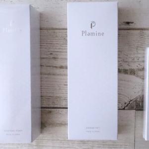 Plamineの贅沢なセットでスキンケアをしました^^