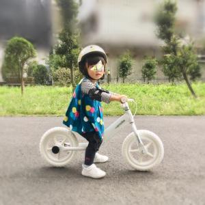 「遅すぎ」10ヶ月ごしに自転車に挑戦