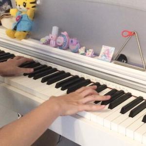 プリキュアの曲をピアノで弾いてみたい!