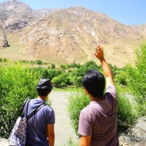 タジキの日帰りワハーン回廊で、アフガニスタンを感じる!