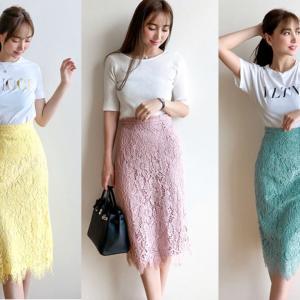 【衝撃‼プチプラ】完売続出だった岡部あゆみさんコラボスカートがSALE価格に♡