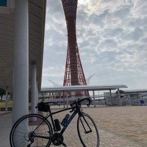 久しぶりのサイクリング (o^^o)