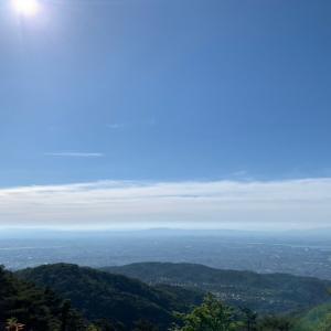 ロードバイクで六甲山〜摩耶山 ( ・∇・)