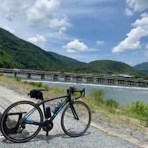 京都嵐山ライドに行って来ました (=´∀`)