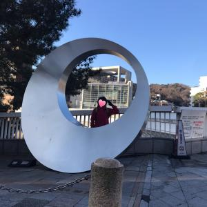 宝塚〜六甲山頂〜芦屋川コース (^^)