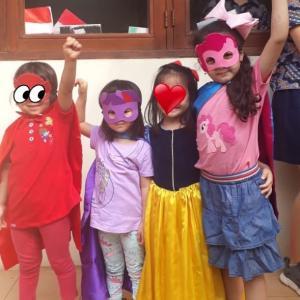 インター幼稚園に通う4歳娘の英語力。