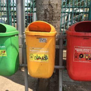 ここでだってゴミはリサイクルできる!