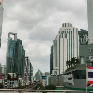バンコクで絶対に行きたかったところ。